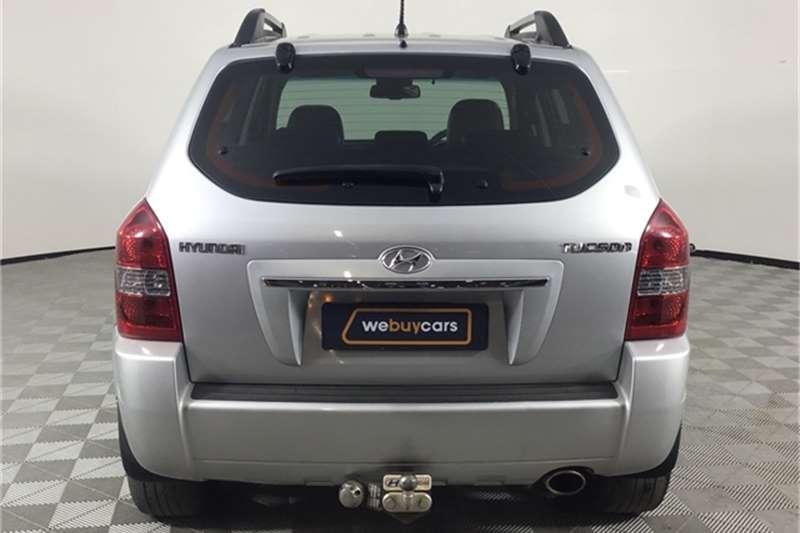 2010 Hyundai Tucson Tucson 2.0 GLS
