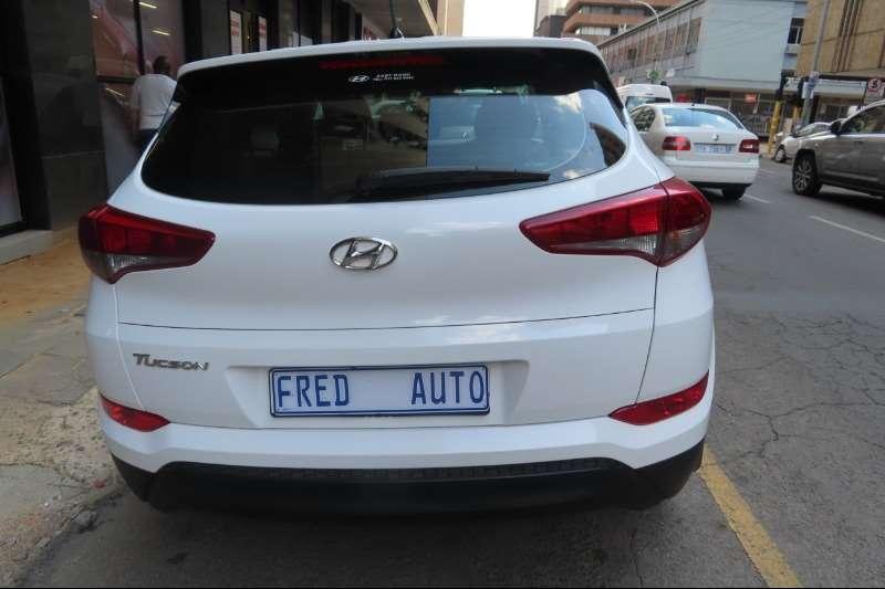Hyundai Tucson 2.0 GLS 2015