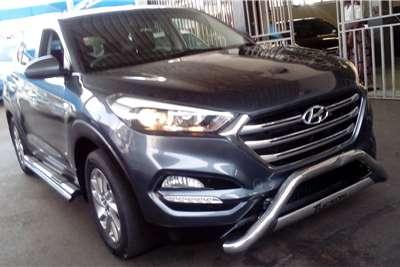 Hyundai Tucson 2.0 GLS 2016