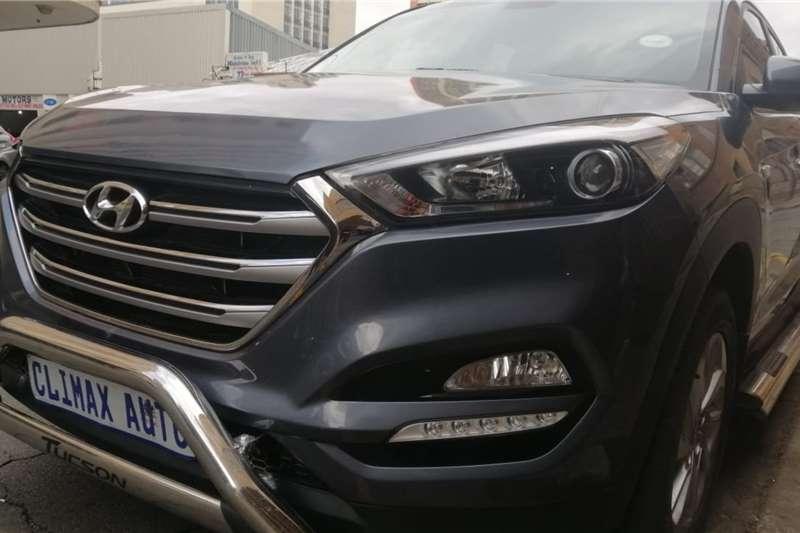Hyundai Tucson 2.0 GLS 2017