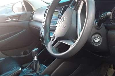 Used 2017 Hyundai Tucson 2.0 GLS