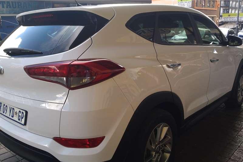 2017 Hyundai Tucson Tucson 2.0 GLS