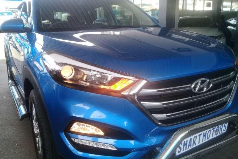 2018 Hyundai Tucson Tucson 2.0 GLS