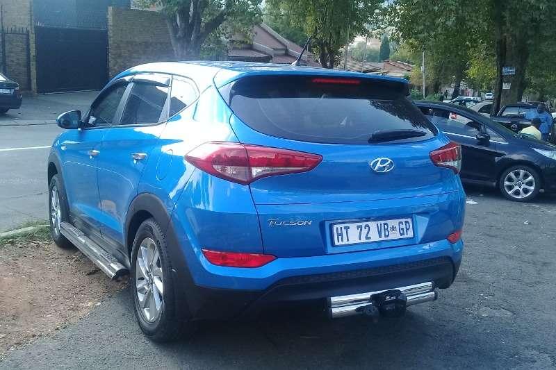 Used 2018 Hyundai Tucson 2.0 GLS