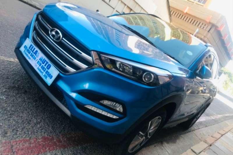 Hyundai Tucson 2.0 GLS 2018