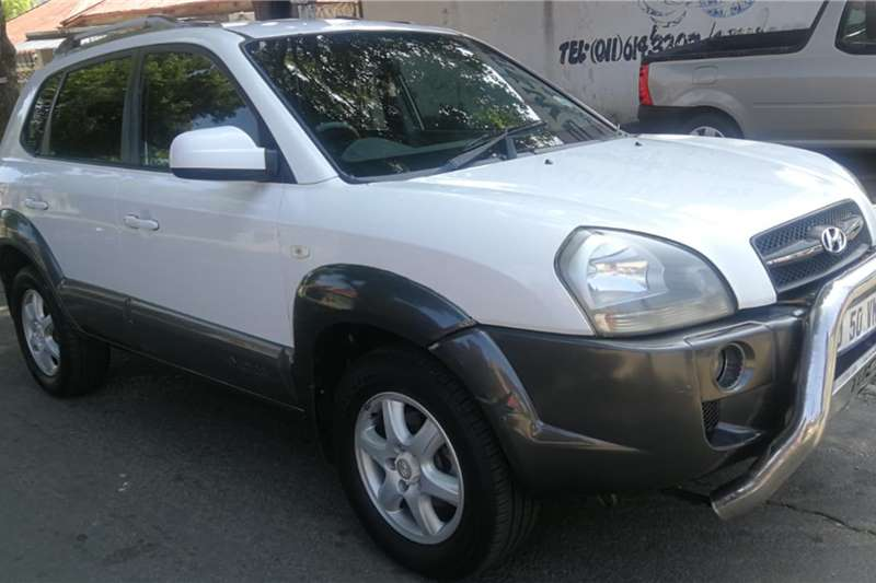 Used 2005 Hyundai Tucson 2.0 Premium