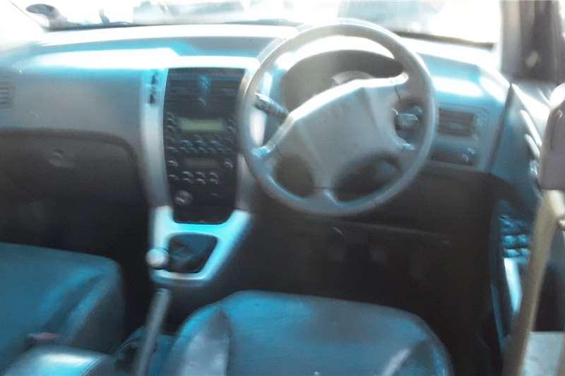 Used 2007 Hyundai Tucson TUCSON 2.0 PREMIUM