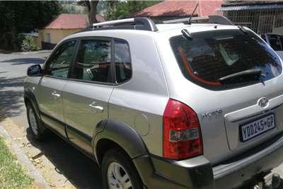 Hyundai Tucson 2.0 Premium 2009