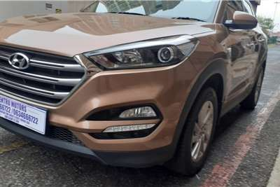 Hyundai Tucson 2.0 Premium 2016