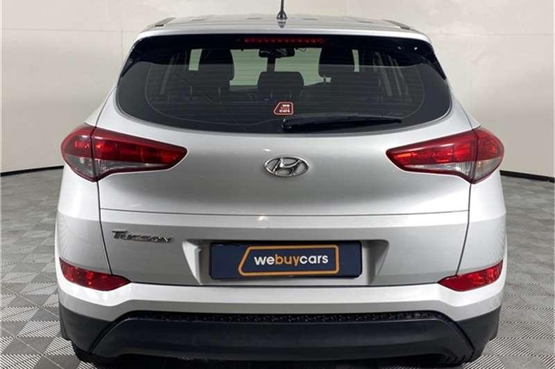 2016 Hyundai Tucson Tucson 2.0 Premium