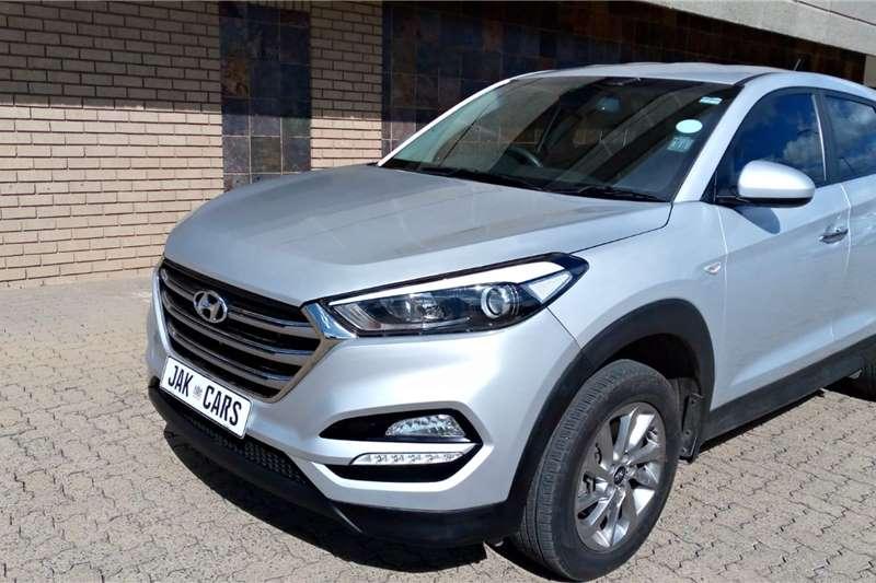 Used 2017 Hyundai Tucson 2.0 Premium