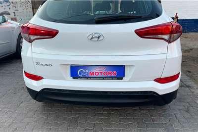 Used 2017 Hyundai Tucson TUCSON 2.0 PREMIUM