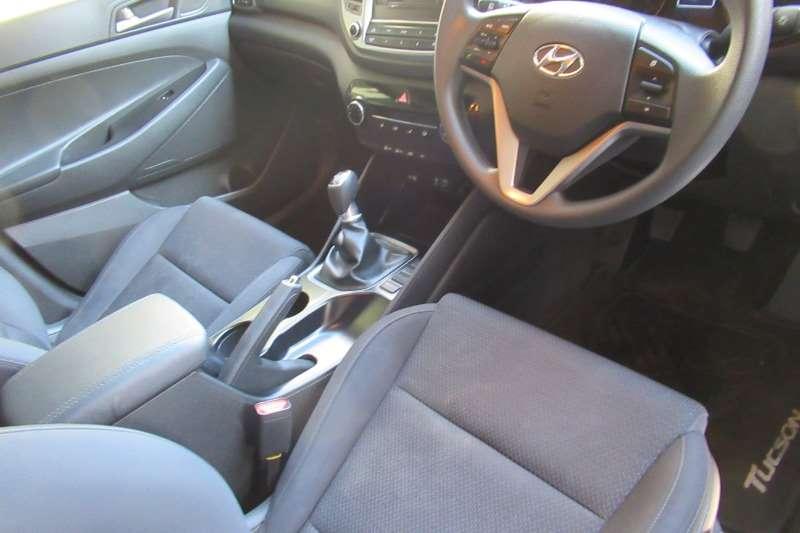 2018 Hyundai Tucson Tucson 2.0 Premium