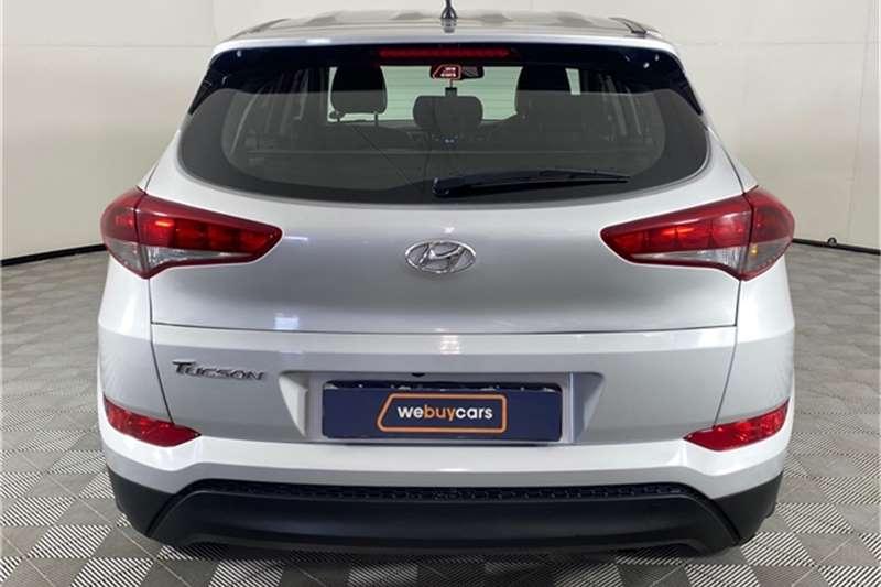 Used 2018 Hyundai Tucson 2.0 Premium