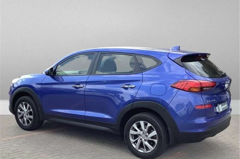 2019 Hyundai Tucson Tucson 2.0 Premium