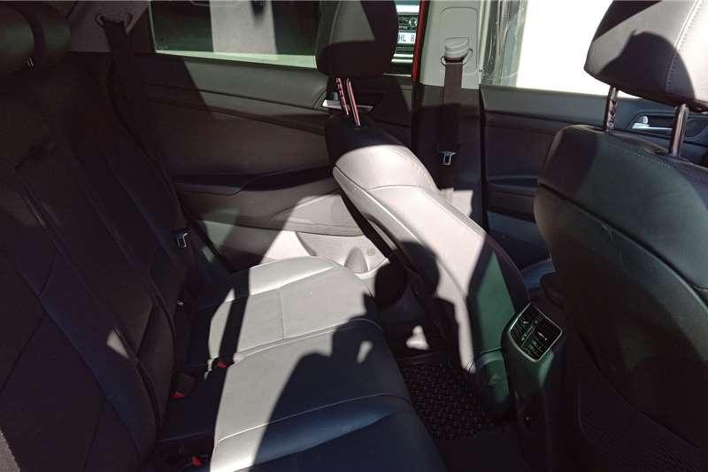 2020 Hyundai Tucson Tucson 2.0 Premium