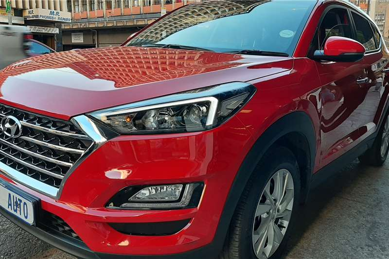 Used 2021 Hyundai Tucson 2.0 Premium