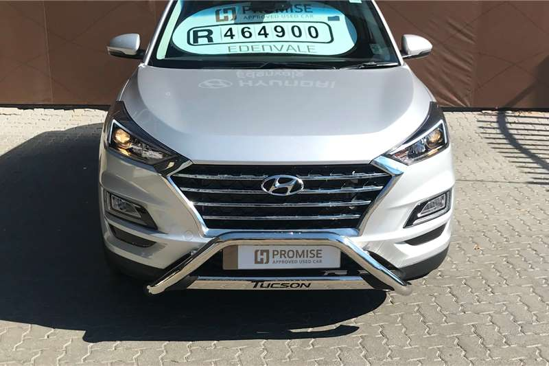 Used 2021 Hyundai Tucson