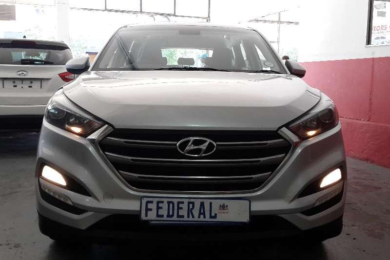 Hyundai Tucson 2.0 Premium auto 2016