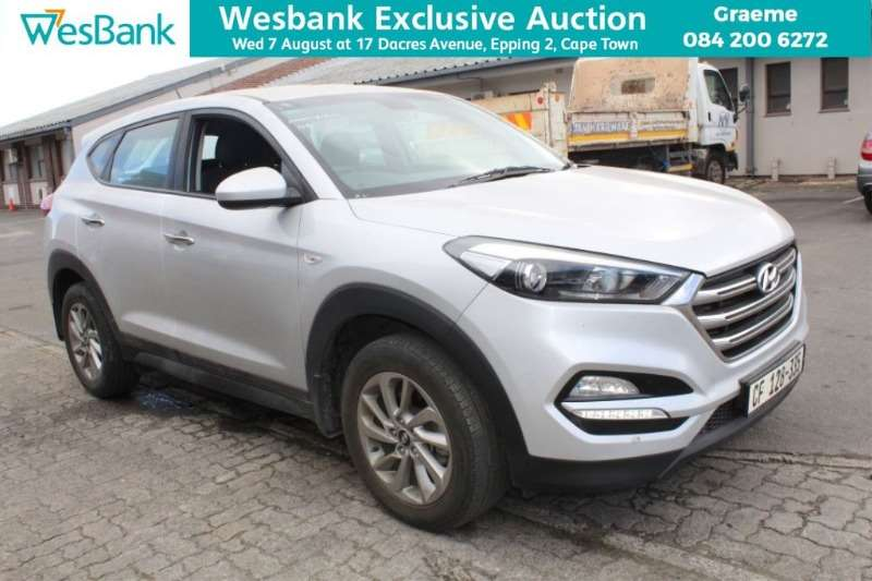 Used Hyundai Tucson Cars for sale in Cape Town | Auto Mart