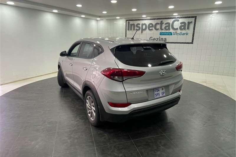Used 2016 Hyundai Tucson 2.0 Premium auto