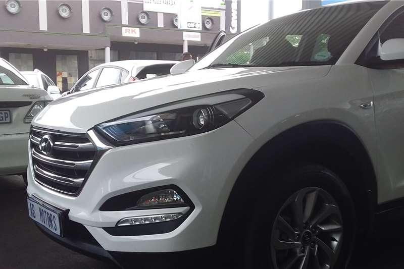 Hyundai Tucson 2.0 Premium auto 2017