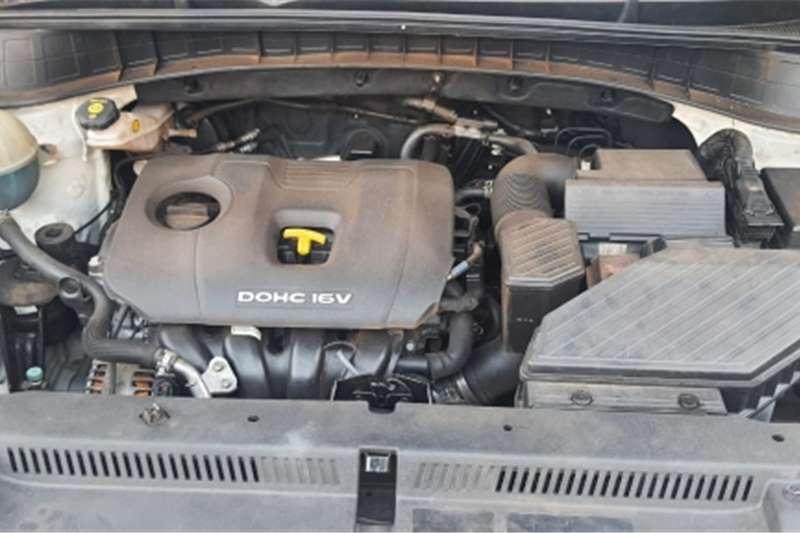 Used 2017 Hyundai Tucson 2.0 Premium auto