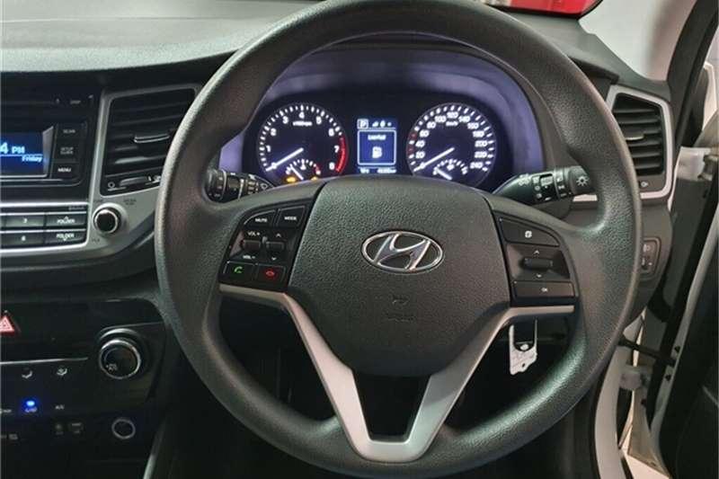 Hyundai Tucson 2.0 Premium auto 2018
