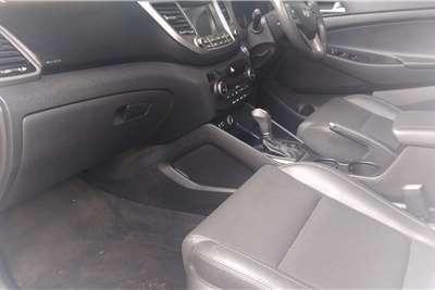 2018 Hyundai Tucson Tucson 2.0 Premium auto