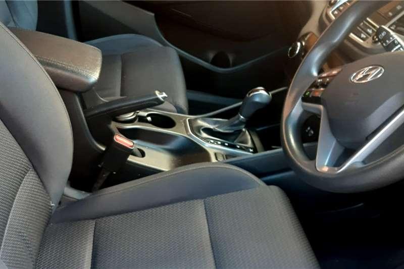 Used 2018 Hyundai Tucson 2.0 Premium auto