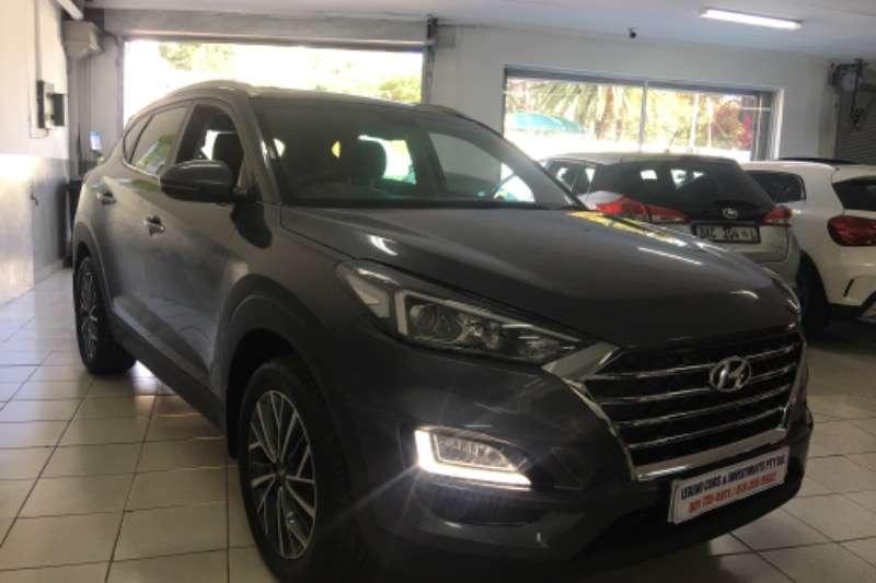 Hyundai Tucson 2.0 Premium auto 2019