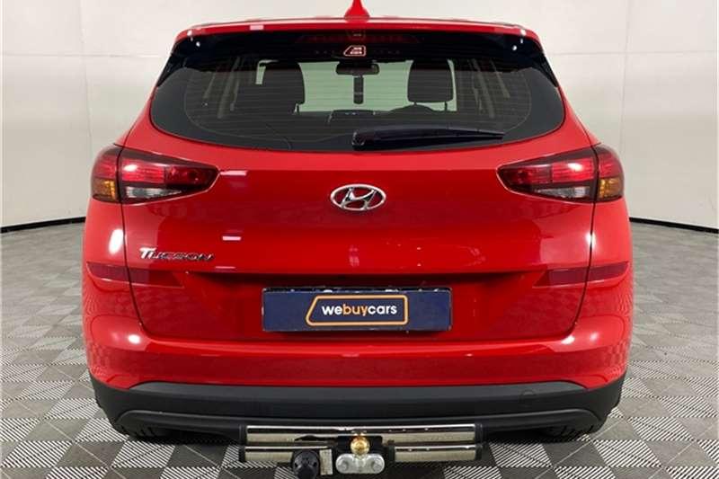 Used 2019 Hyundai Tucson 2.0 Premium auto