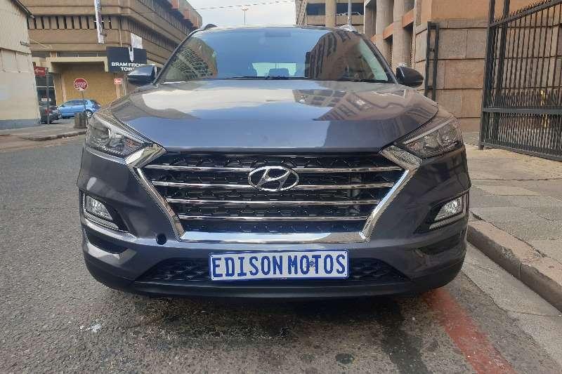 Hyundai Tucson 2.0 Premium auto 2020