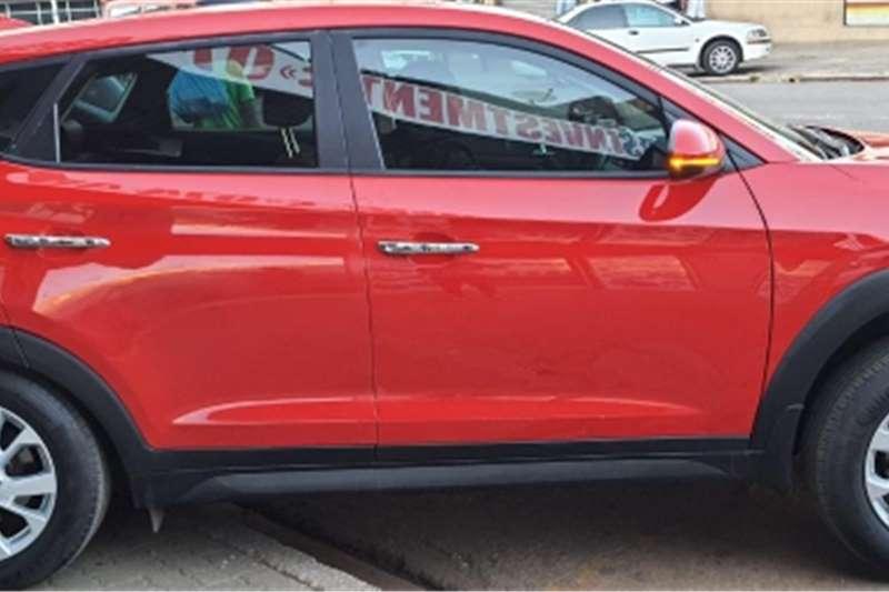 Used 2021 Hyundai Tucson 2.0 Premium auto