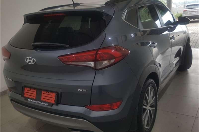 Hyundai Tucson 2.0CRDi Elite 2017