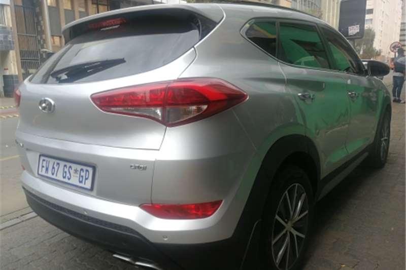 Used 2017 Hyundai Tucson 2.0CRDi Elite