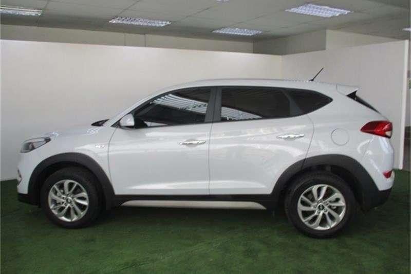 Hyundai Tucson 2.0CRDi Elite 2018