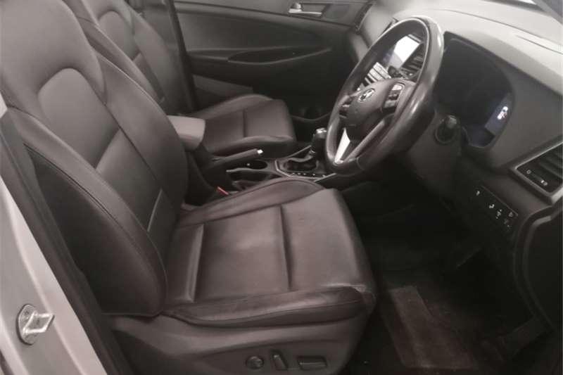 Used 2018 Hyundai Tucson 2.0CRDi Elite