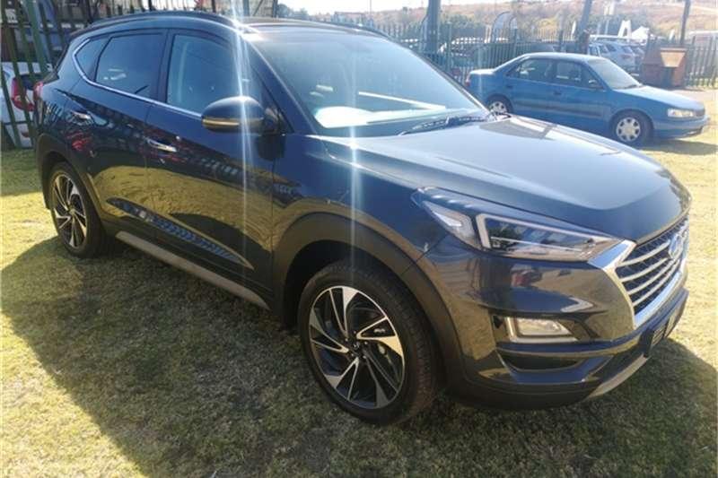 Hyundai Tucson 2.0CRDi Elite 2019