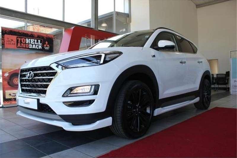 Hyundai Tucson 2.0D Elite Sport 2019