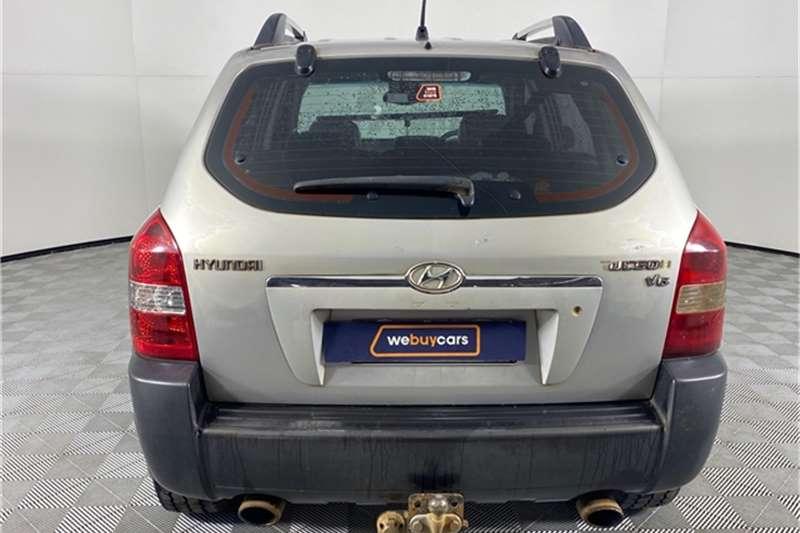2005 Hyundai Tucson Tucson 2.7 V6 GLS 4x4