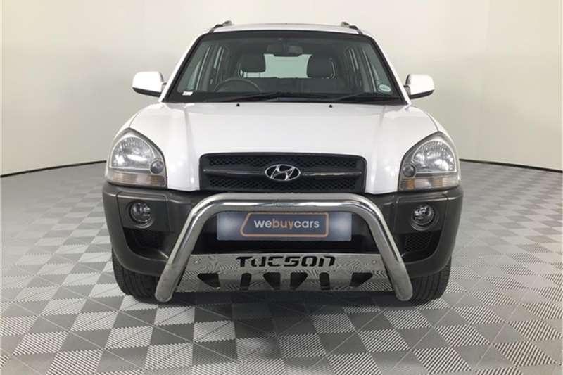 Hyundai Tucson 2.7 V6 GLS 4x4 2006