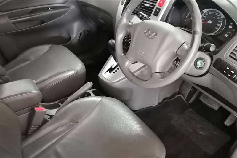 Hyundai Tucson 2.7 V6 GLS A/T 4WD 2007