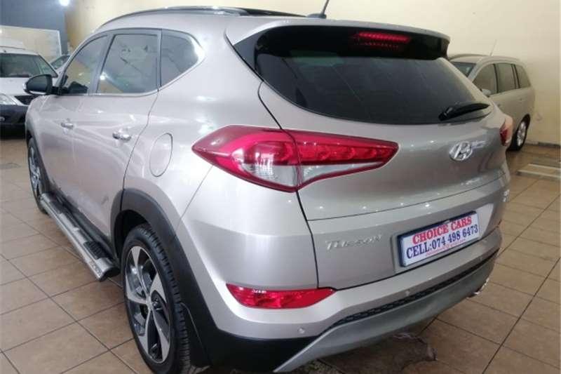 Used 2019 Hyundai Tucson