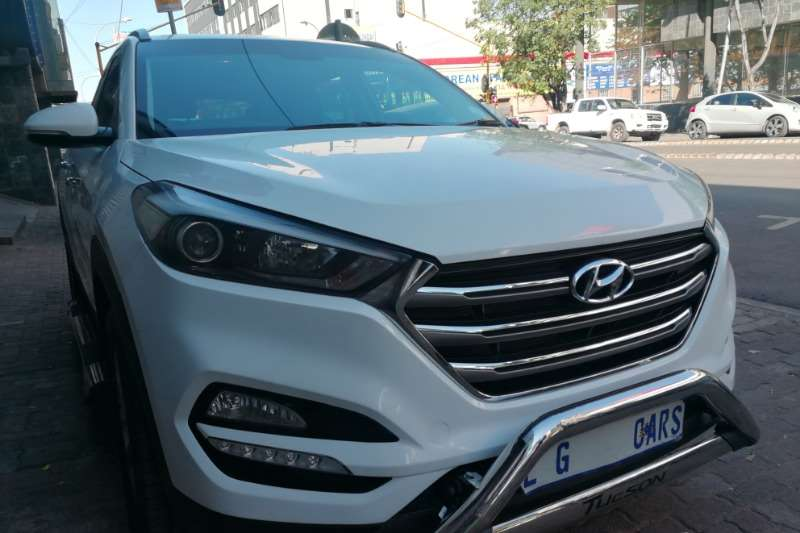 2018 Hyundai Tucson 1.7CRDi Executive