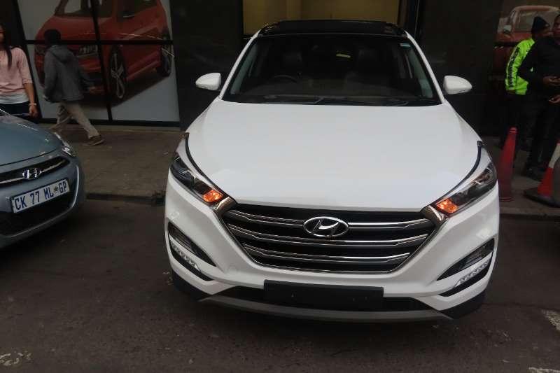 2017 Hyundai Tucson 2.0 GLS