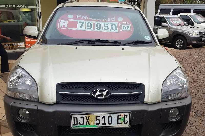 2005 Hyundai Tucson 2.0 GLS