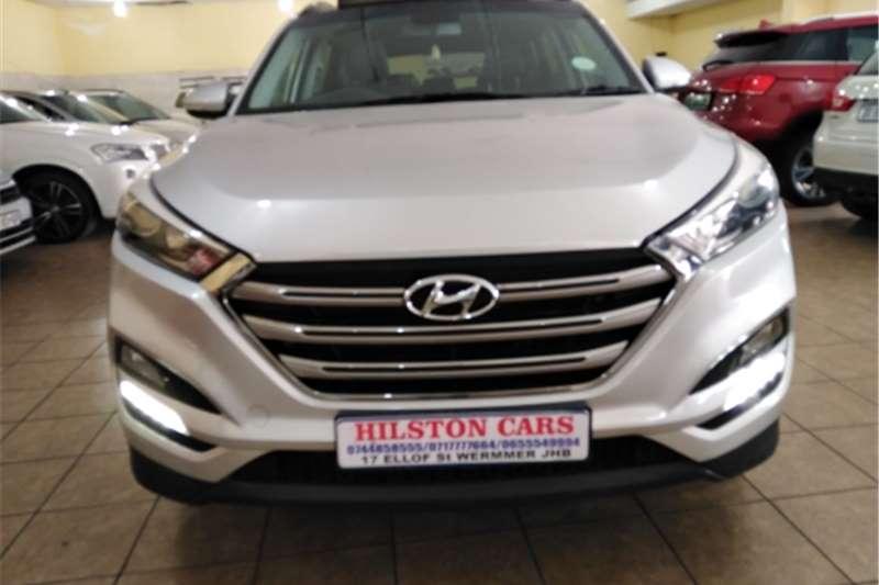 2018 Hyundai Tucson 2.0CRDi Elite