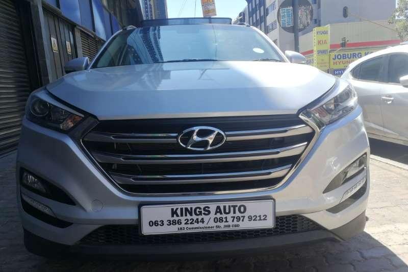 2018 Hyundai Tucson 2.0 Elite auto