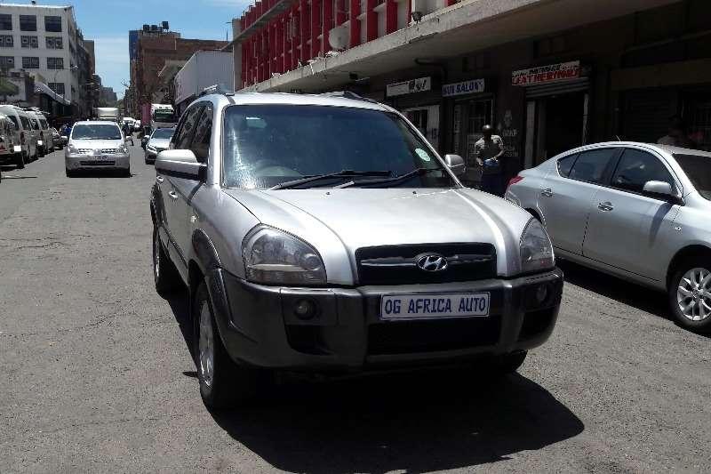 2006 Hyundai Tucson 2.0 GLS